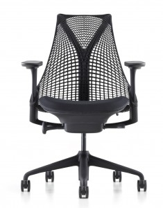 Herman Miller Small Medium Business group will be giving away the SAYL Chair at the WISE event. The value of the chair is $400. Must be present to win.